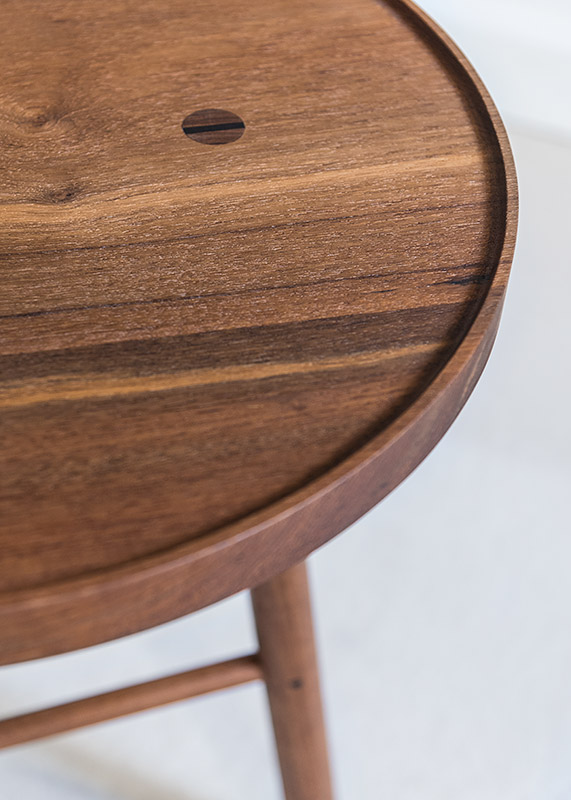 Three Leg Table | Teak