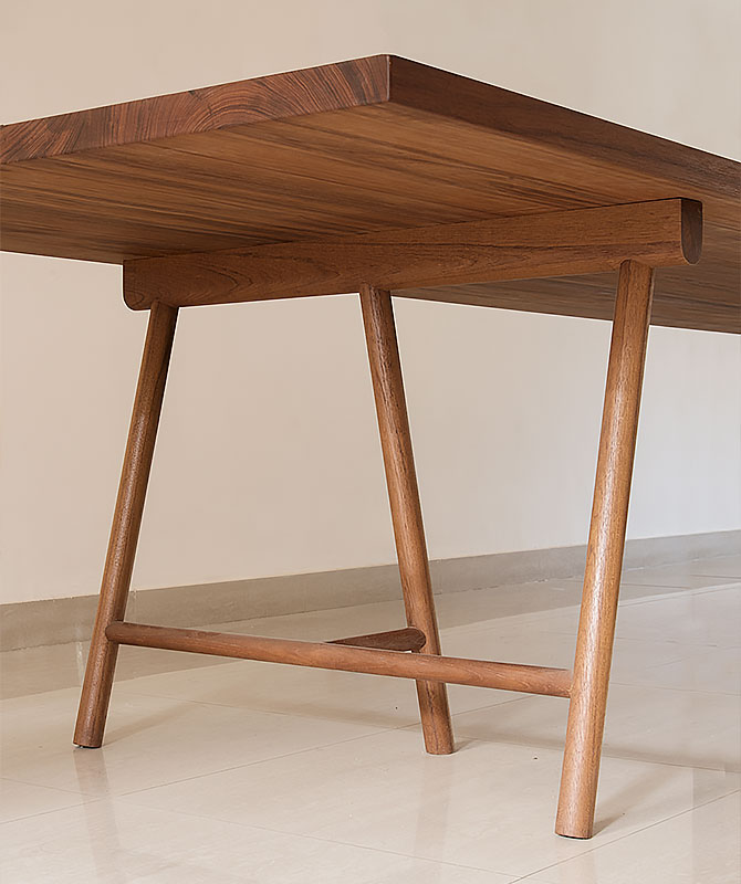 Trestle Table | Teak