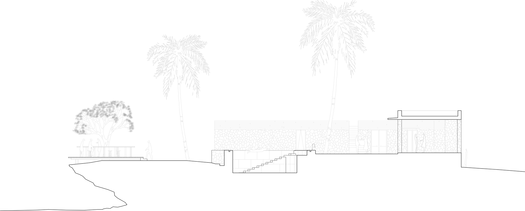 Main House – Elevation