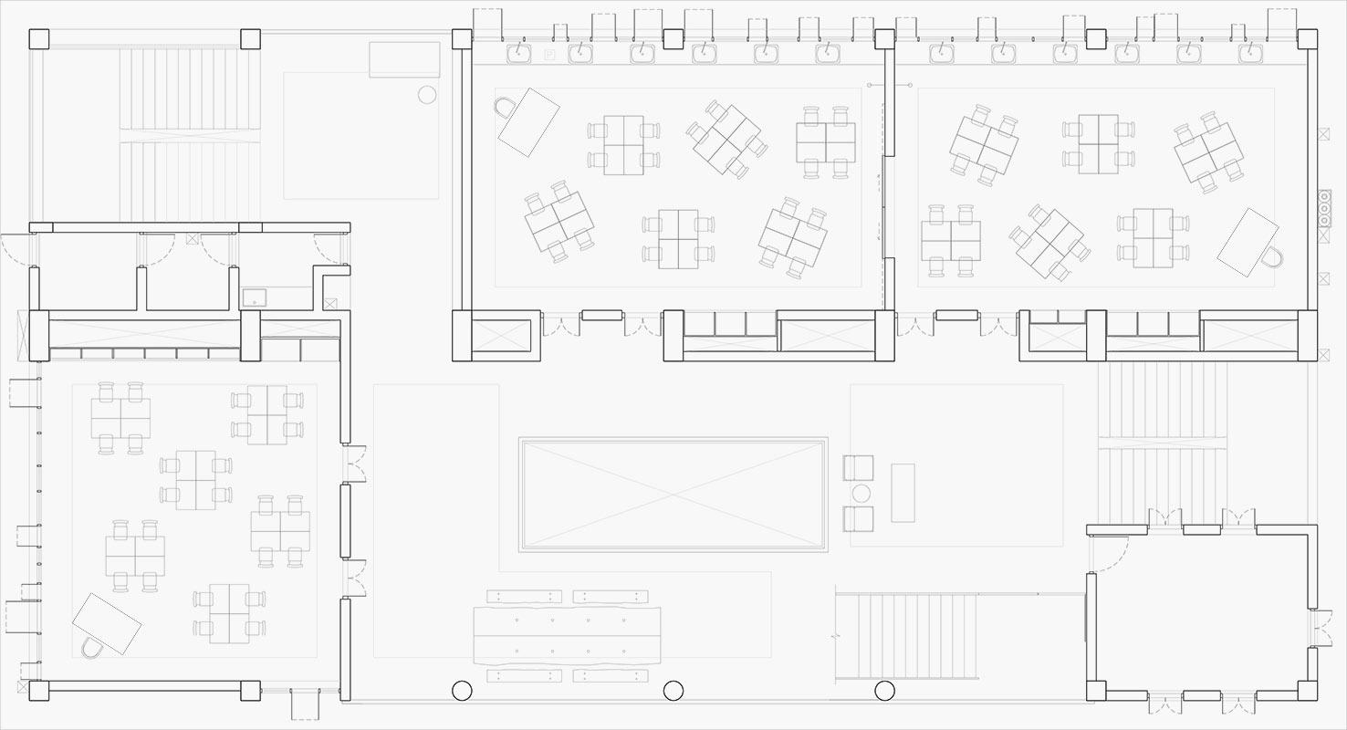 Building 3 – First Floor – Classrooms