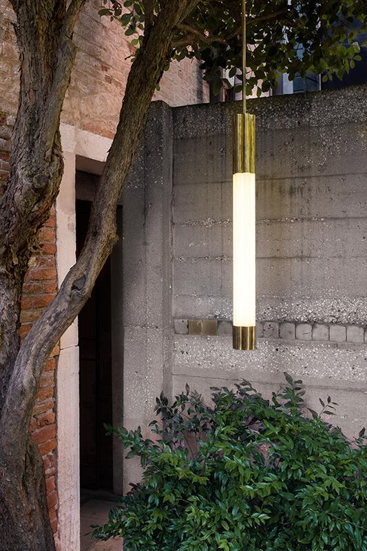 Sevent Tube Light, Hanging version