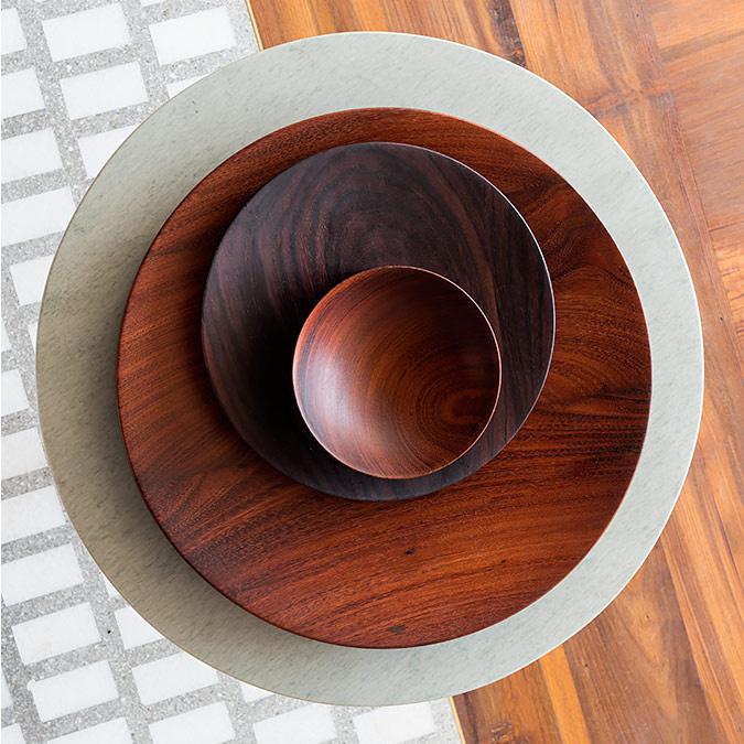 Topologic Bowls
