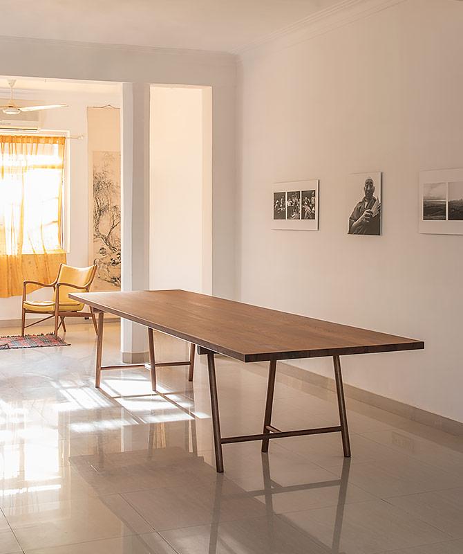 Trestle Table | Teak