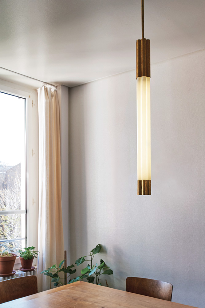 Sevent Tube Light | Hanging version