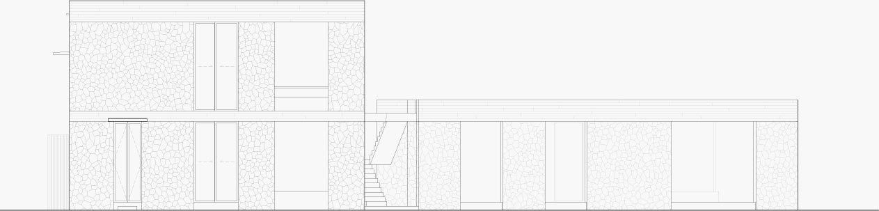 Guest House Elevation