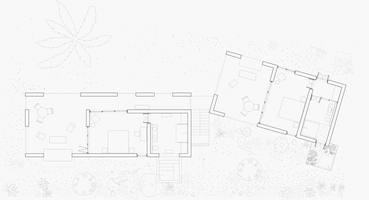 Guest House – Ground Floor